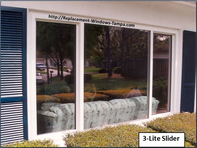 Replacement Window Styles And Replacement Window Combinations