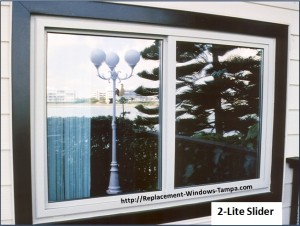 Side Sliding Replacement Window
