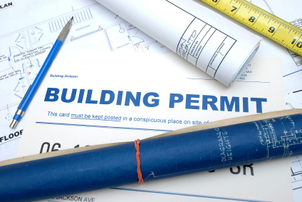 building permit for replacing windows