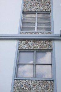 Replacement Windows in Silver at Beau Monde